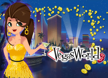 Play Vegas World Casino Slot for Free