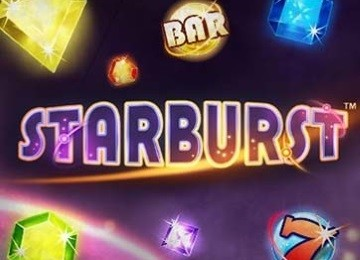 Play Starburst slot Online for Free