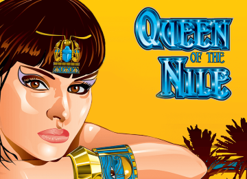 Queen of the Nile Free Play